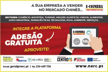 Adesão Projeto E-Coimbra